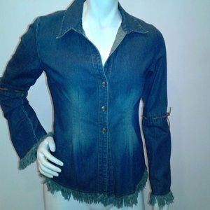 Music Blue Camisole  Size L